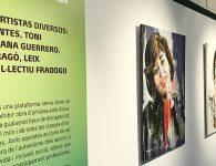 exposició artistas diversos