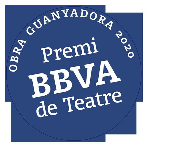 Segell Premi BBVA de Teatre